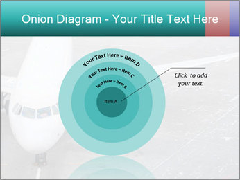 Passenger aircraft PowerPoint Template - Slide 61
