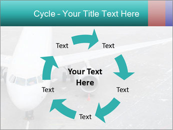Passenger aircraft PowerPoint Template - Slide 62
