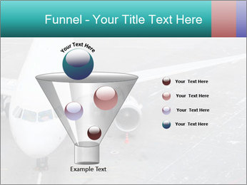 Passenger aircraft PowerPoint Template - Slide 63