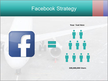 Passenger aircraft PowerPoint Template - Slide 7