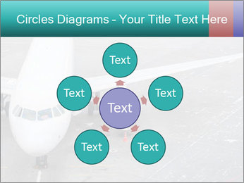 Passenger aircraft PowerPoint Template - Slide 78