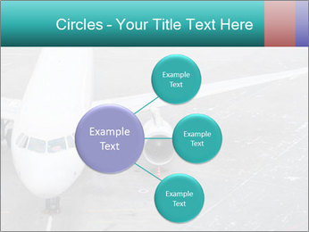 Passenger aircraft PowerPoint Template - Slide 79