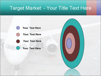 Passenger aircraft PowerPoint Template - Slide 84