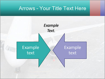 Passenger aircraft PowerPoint Template - Slide 90