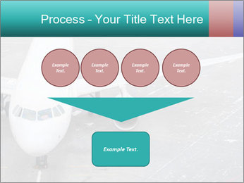 Passenger aircraft PowerPoint Template - Slide 93