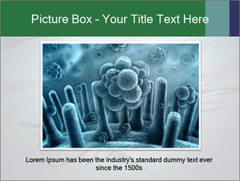 Cancer cell in a crosshair PowerPoint Template - Slide 15