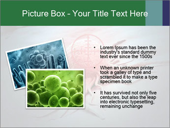 Cancer cell in a crosshair PowerPoint Templates - Slide 20
