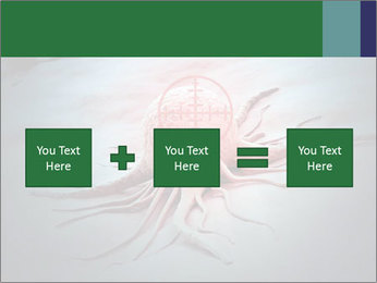 Cancer cell in a crosshair PowerPoint Template - Slide 95