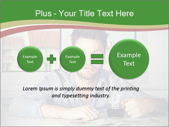 Monday morning PowerPoint Template - Slide 75