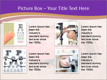 Close up of the follicular injection PowerPoint Templates - Slide 14