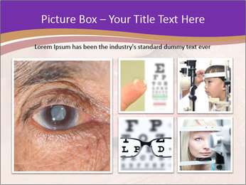 Close up of the follicular injection PowerPoint Templates - Slide 19