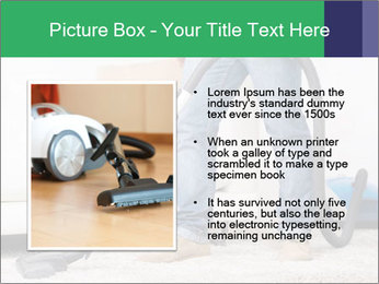 Vacuum Cleaner PowerPoint Template - Slide 13