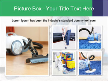 Vacuum Cleaner PowerPoint Template - Slide 19
