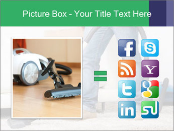 Vacuum Cleaner PowerPoint Template - Slide 21