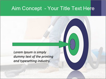 Vacuum Cleaner PowerPoint Template - Slide 83