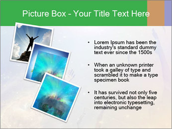 People soaring PowerPoint Template - Slide 17