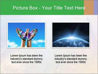 People soaring PowerPoint Template - Slide 18