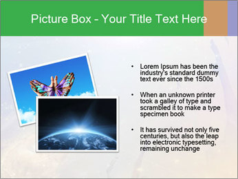 People soaring PowerPoint Template - Slide 20