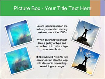 People soaring PowerPoint Template - Slide 24