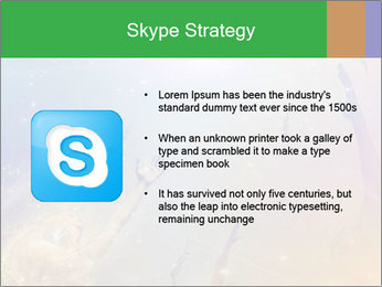 People soaring PowerPoint Template - Slide 8