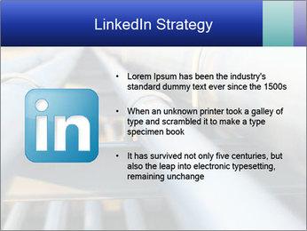 Detail of steel PowerPoint Template - Slide 12