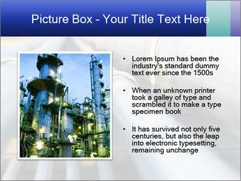Detail of steel PowerPoint Template - Slide 13