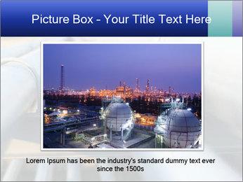 Detail of steel PowerPoint Template - Slide 16