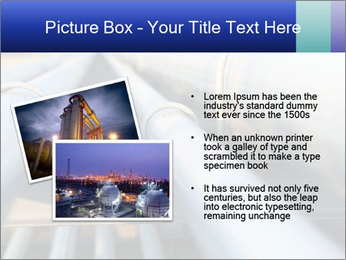Detail of steel PowerPoint Template - Slide 20