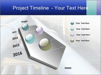 Detail of steel PowerPoint Template - Slide 26