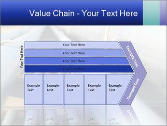 Detail of steel PowerPoint Template - Slide 27