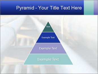 Detail of steel PowerPoint Template - Slide 30