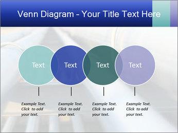 Detail of steel PowerPoint Template - Slide 32