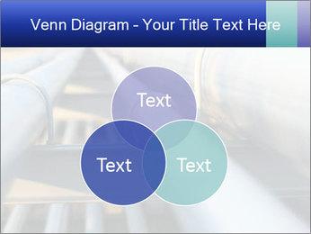 Detail of steel PowerPoint Template - Slide 33