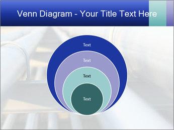 Detail of steel PowerPoint Template - Slide 34