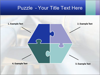 Detail of steel PowerPoint Template - Slide 40