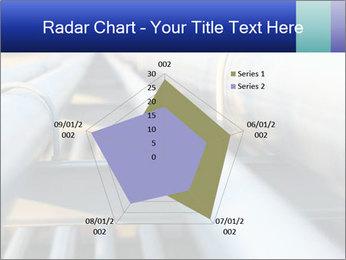 Detail of steel PowerPoint Template - Slide 51