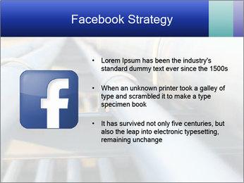Detail of steel PowerPoint Template - Slide 6