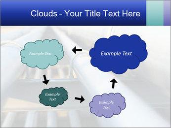 Detail of steel PowerPoint Template - Slide 72