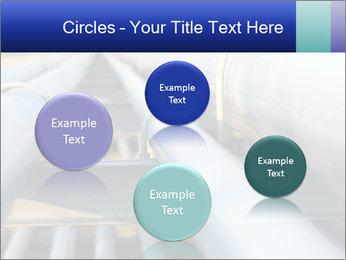 Detail of steel PowerPoint Template - Slide 77