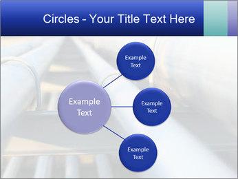 Detail of steel PowerPoint Template - Slide 79