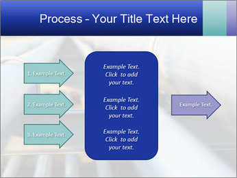 Detail of steel PowerPoint Template - Slide 85