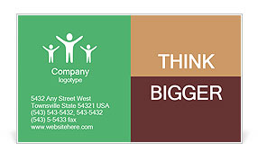 0000090711 Business Card Template