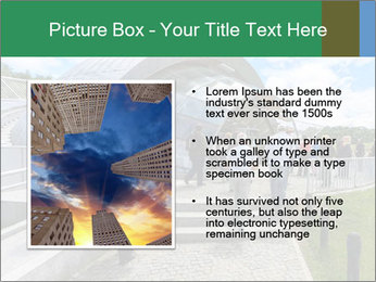 Modern Romanian City PowerPoint Template - Slide 13