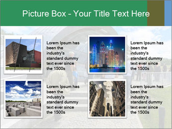 Modern Romanian City PowerPoint Template - Slide 14