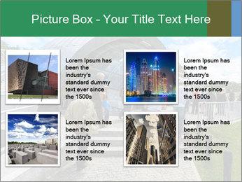 Modern Romanian City PowerPoint Templates - Slide 14