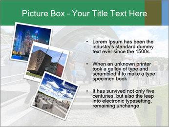 Modern Romanian City PowerPoint Templates - Slide 17