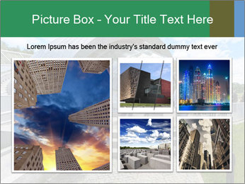 Modern Romanian City PowerPoint Template - Slide 19