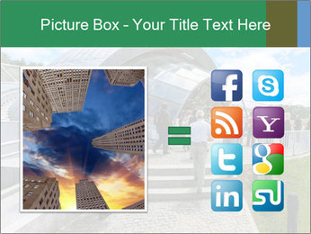 Modern Romanian City PowerPoint Template - Slide 21