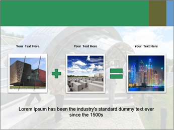 Modern Romanian City PowerPoint Templates - Slide 22