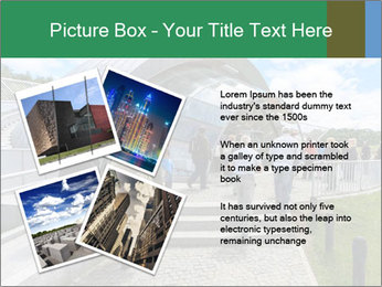 Modern Romanian City PowerPoint Template - Slide 23